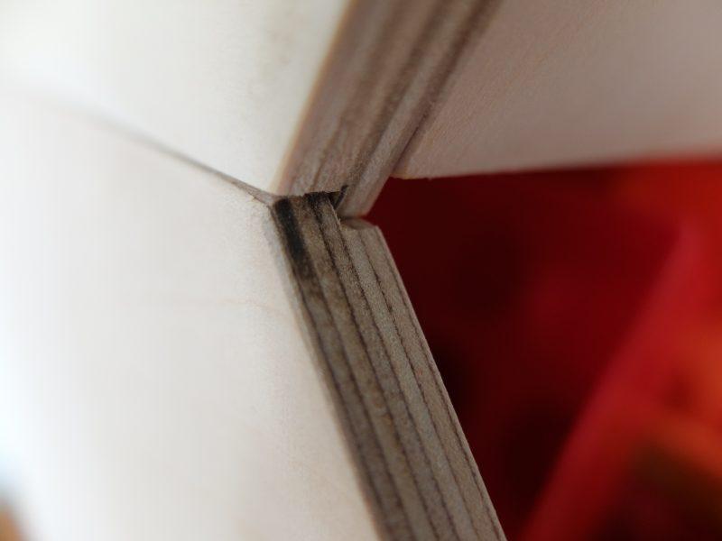 opbergbakken stapelbaar detail foto stapel systeem