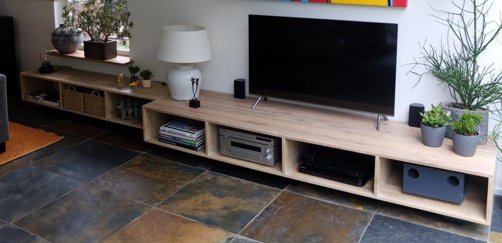 TV meubel, laag dressoir